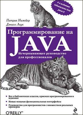 Книга Программирование на Java